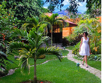 Boquete Garden Inn, one of Panama's top rated boutique hotels