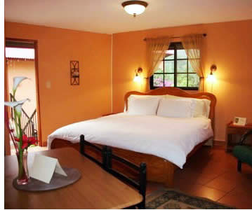 Boquete Garden Inn bedroom